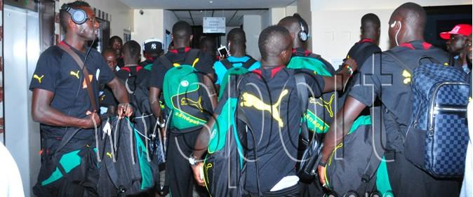 Burundi - Sénégal du 4 juin : Les Lions convergent vers Amsterdam avant l'Afrique de l'Est