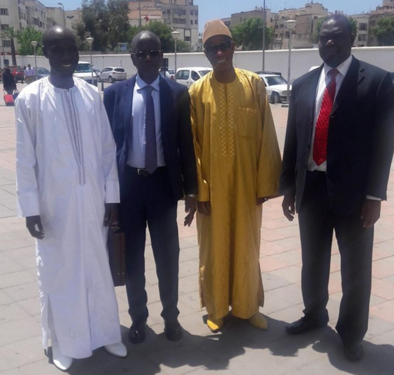 Le Sénégal honore une nouvelle fois l'Afrique et le monde scientifique