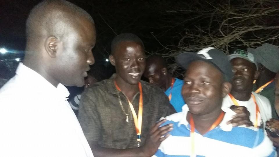 Popenguine 2016 : Cheikh Bakhoum apporte son soutien aux jeunesses catholiques de la paroisse Saint-Paul de Grand-Yoff