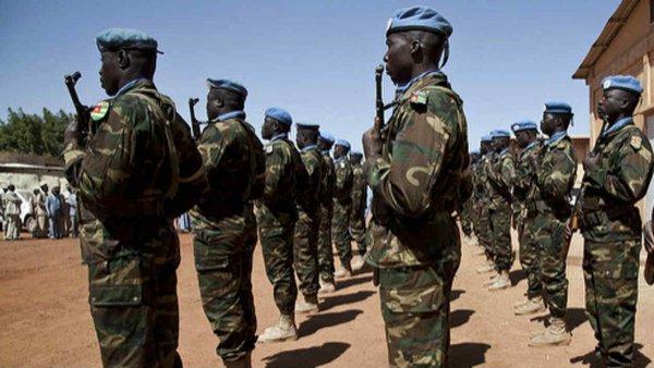 5 Casques bleus tchadiens tués au Mali
