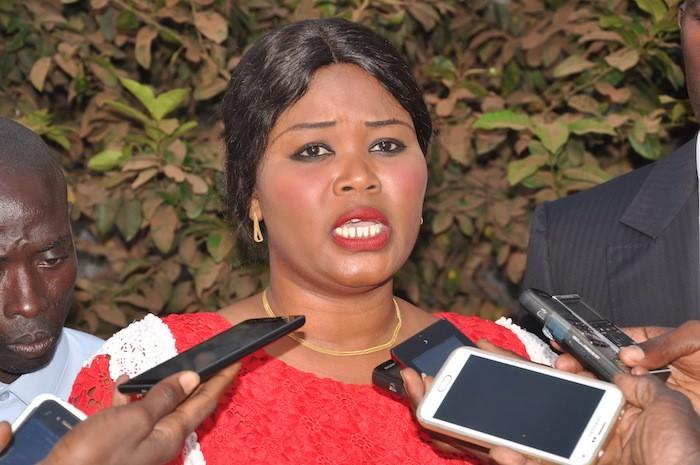 """Fatoumata Niang, présidente de l'Udes/R : """" Le Dialogue entre le pouvoir et l'opposition appelé par le président est nécessaire dans la mesure où il tend à apaiser le climat politique national """""""