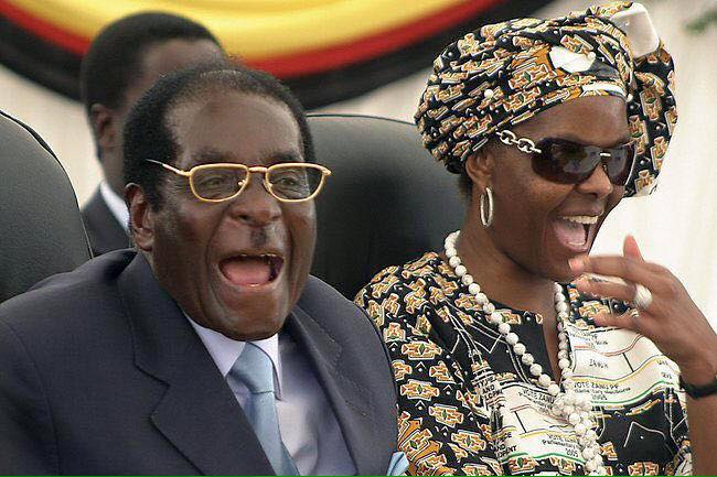 Humour : Mugabe punchlines