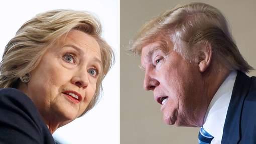 L'écart entre Clinton et Trump se resserre