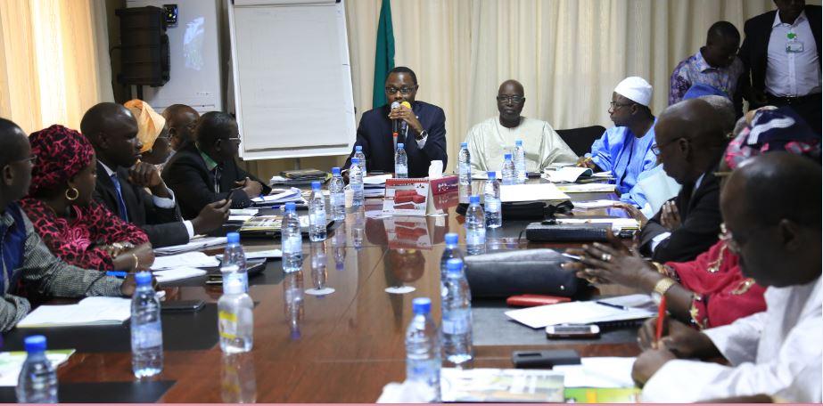 Financement DAC : Les députés plaident pour un financement rapide du programme