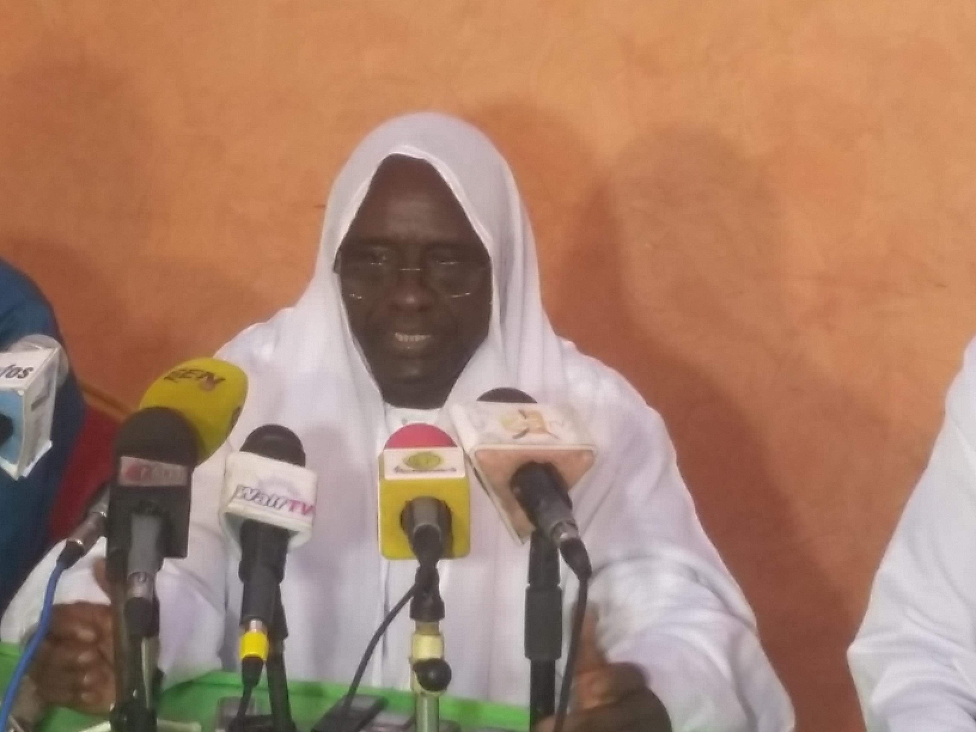 SERIGNE BASS ABDOU KHOUDOSS : « L'Etat est à 90% de taux de réalisation de ses engagements pour le magal de Darou Moukhty »