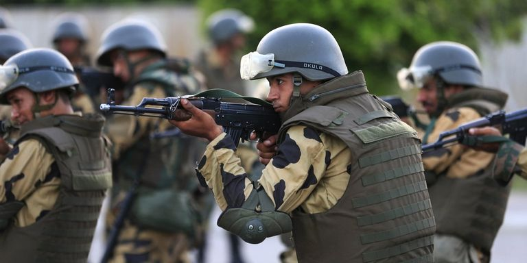 Top 30 des pays africains avec la plus puissante armée militaire mais le Sénégal n'y figure pas