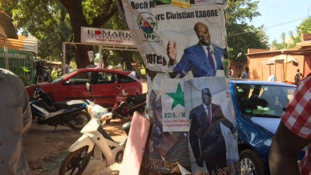 Burkina : Attente des résultats des Municipales