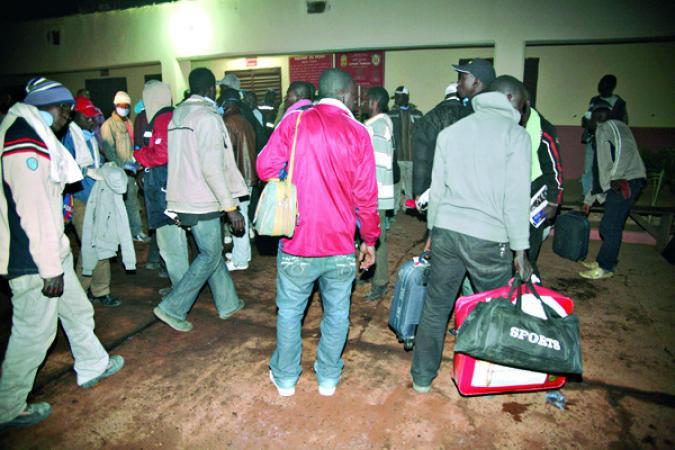 IMMIGRATION : Le drame des Sénégalais rapatriés de Libye