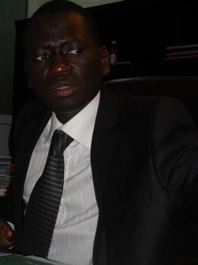 ITV avec Serigne Mboup PDG CCBM et Président de l'Union des Chambres de Commerce