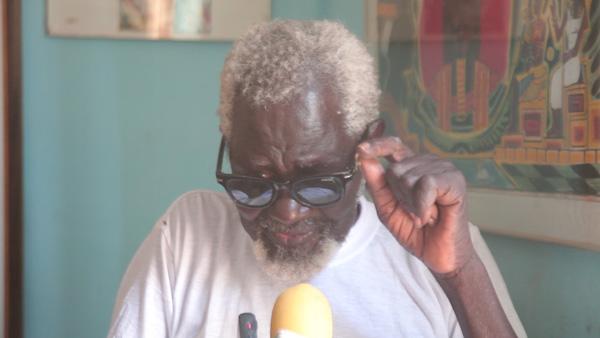ABDOULAYE NDIAYE THIOSSANE : Le doyen des artistes Thiessois mérite vraiment une plus grande reconnaissance