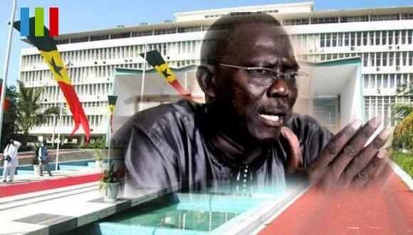 """Moustapha Diakhaté : """"L'Assemblée nationale doit être confortée dans son rôle de contrôle de l'action publique"""""""