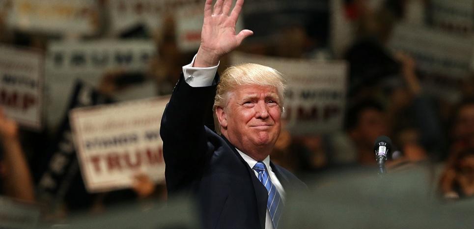 Donald Trump décroche l'investiture pour la Maison Blanche