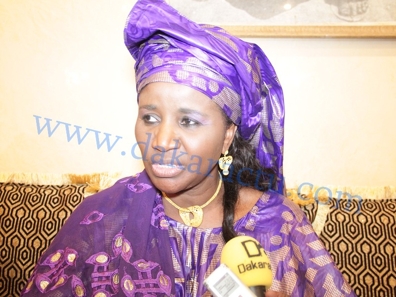 FOUTA : Mariama Sarr apporte un appui au village d'Abdallah Wallo