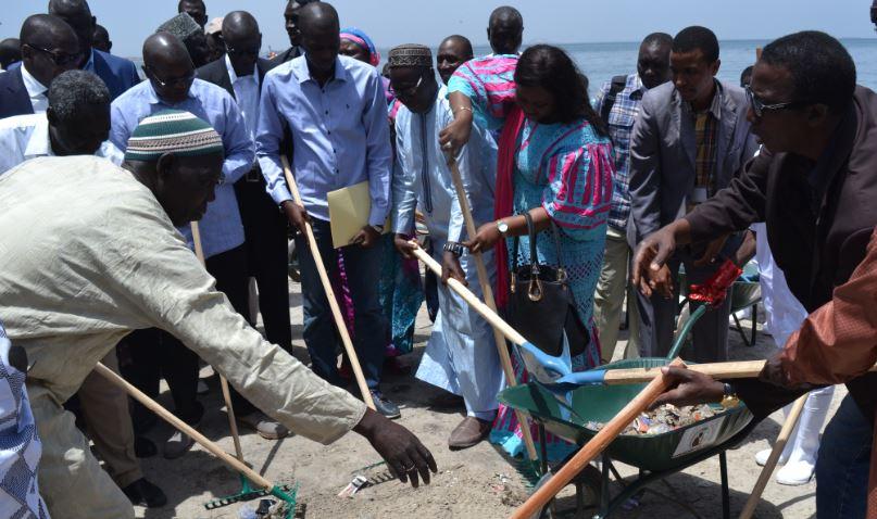 PÊCHE ARTISANALE : Lancement de la semaine de l'hygiène et de la salubrité des quais