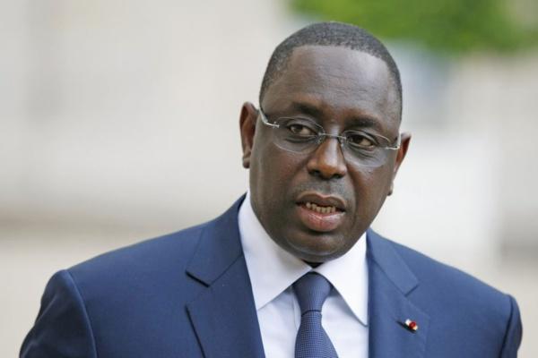 Macky Sall au chevet des soldats sénégalais blessés dans un accident en Côte d'Ivoire