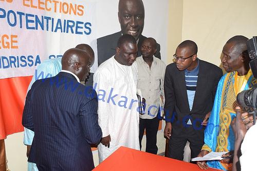 Alternance au sein de son parti : Idrissa Seck explique sa confiance à Déthié Fall et Cie