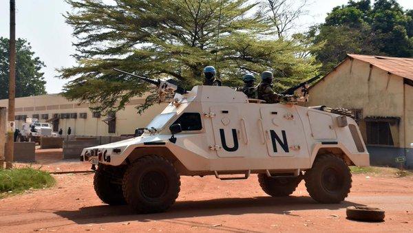 Le premier contingent mauritanien de l'ONU commence son mandat en RCA