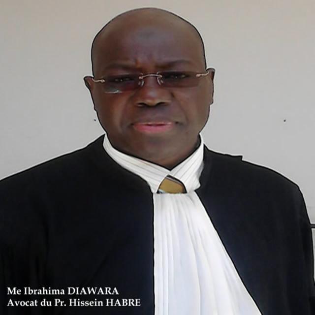 """Me Diawara avocat de Hissène Habré : """" C'est un verdict politique lu par un juge qui paraissait comme un élève de CI """""""