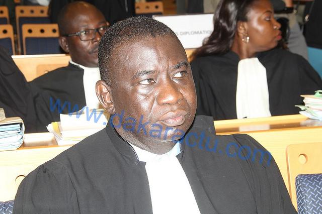 Me Assane Dioma N'diaye après le verdict de Habré : « Qu'il s'agisse de la Burundi, de la Gambie ou de la Centrafrique tous les crimes commis ne resteront pas impunis »