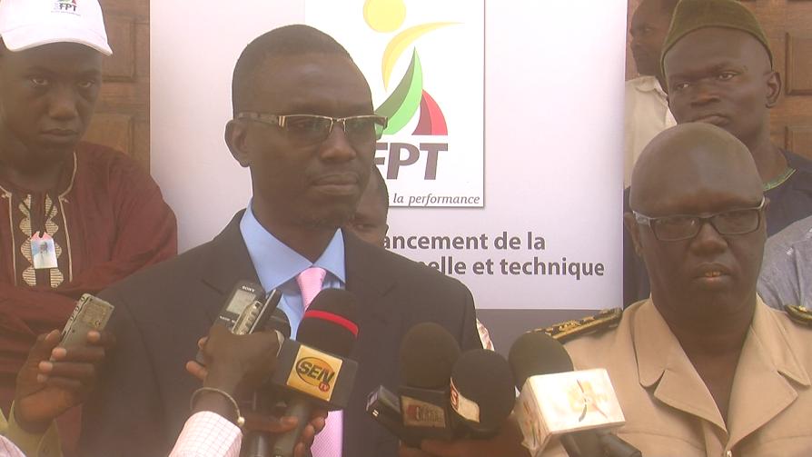 DAME DIOP (Dg du FFFPT) : « Avec les Sénégalais en âge de travailler,  il se pose un réel problème de qualification »