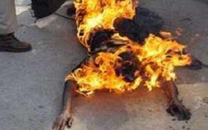 Drame à la Cité Alioune Sow de Golf : Une dame se donne la mort par immolation