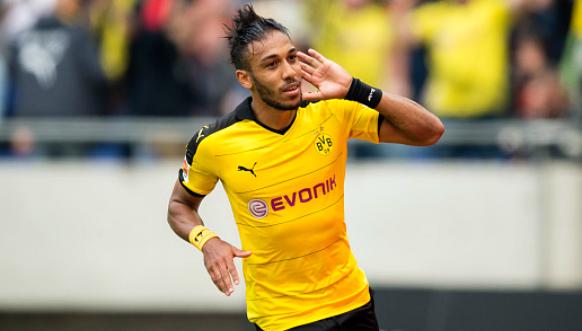 Aubameyang élu meilleur joueur de Bundesliga !