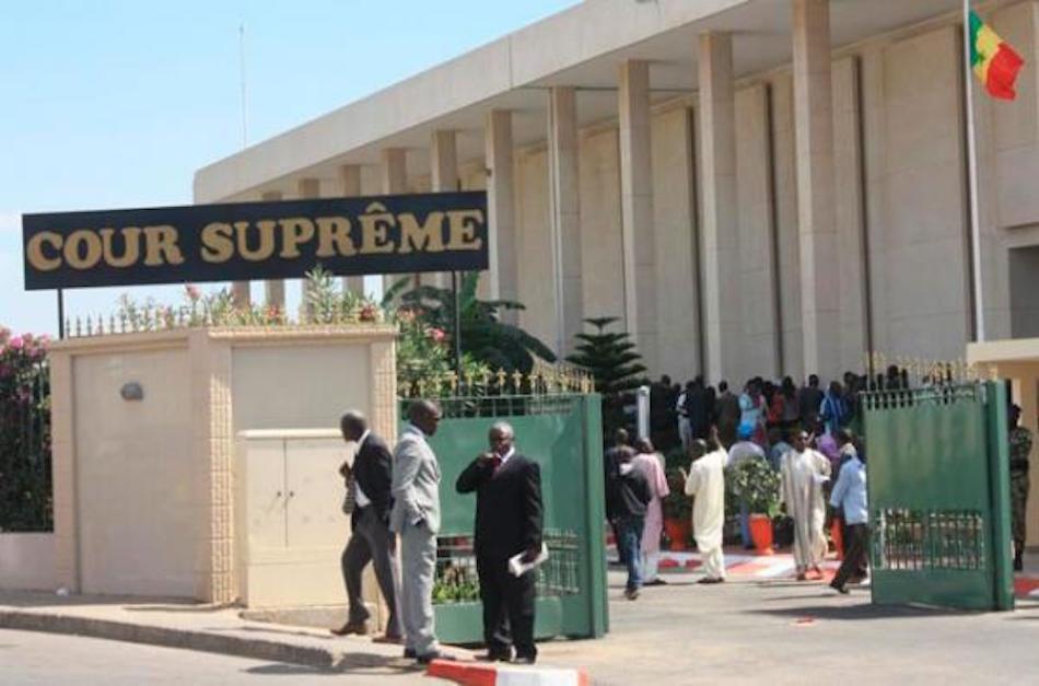UN TSUNAMI POLITICO-JUDICIAIRE EN VUE : Le nouvel article 92 de la Constitution supprime les compétences de la Cour suprême