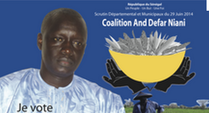 Abdoulaye N'dao (And défar Niani) : « L'âge d'or du magistère du Président Macky Sall se trouvera dans son deuxième mandat! »