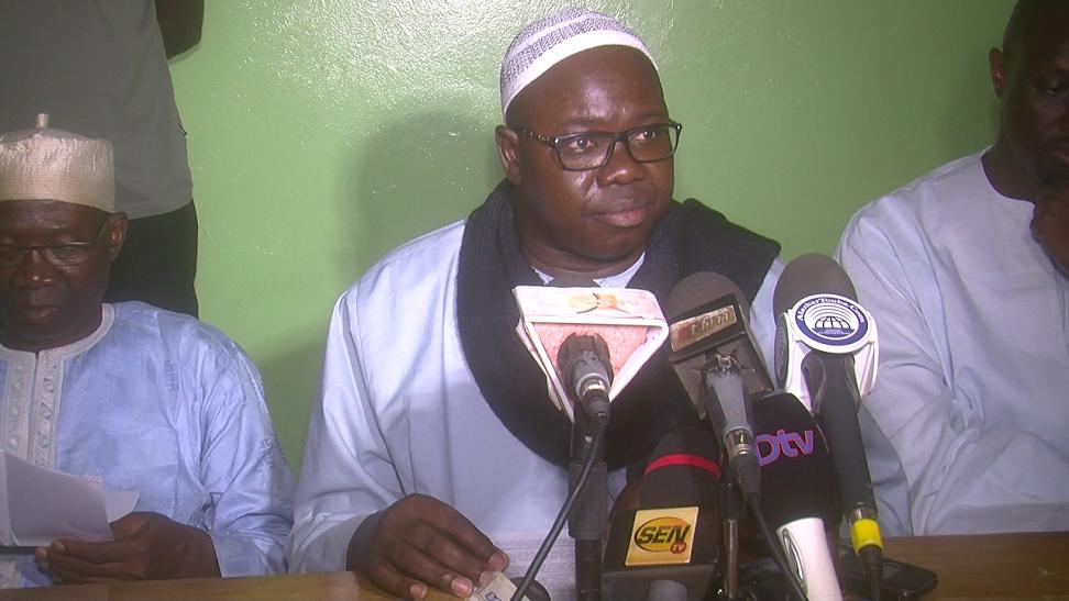 SERIGNE FALLOU MBACKE : « Je dénonce les affabulations de l'ANSD sur Touba… Touba compte plus de 600 000 habitants! »