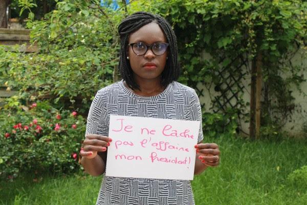 Monsieur le Président, elle ne lâche pas l'affaire: La lettre poignante d'Aminata Thior