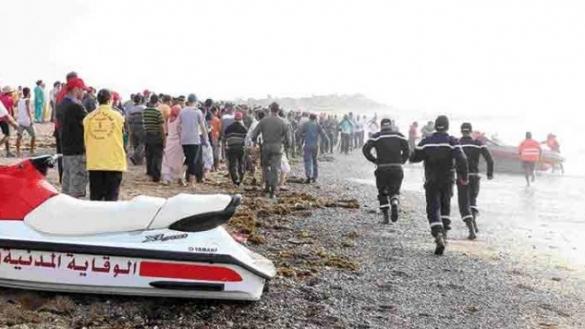 L'horreur en Libye: les corps de 104 migrants rejetés par la mer