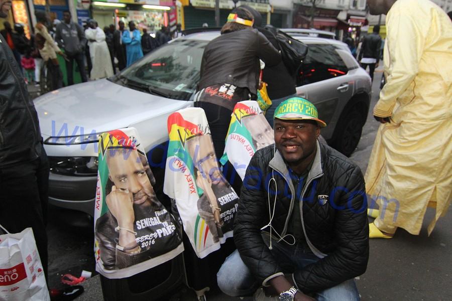 BERCY : Les sénégalais prêts à participer pleinement à la réussite de l'évènement
