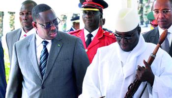 Sommet de la CEDEAO à Dakar : Jammeh boycotte la rencontre
