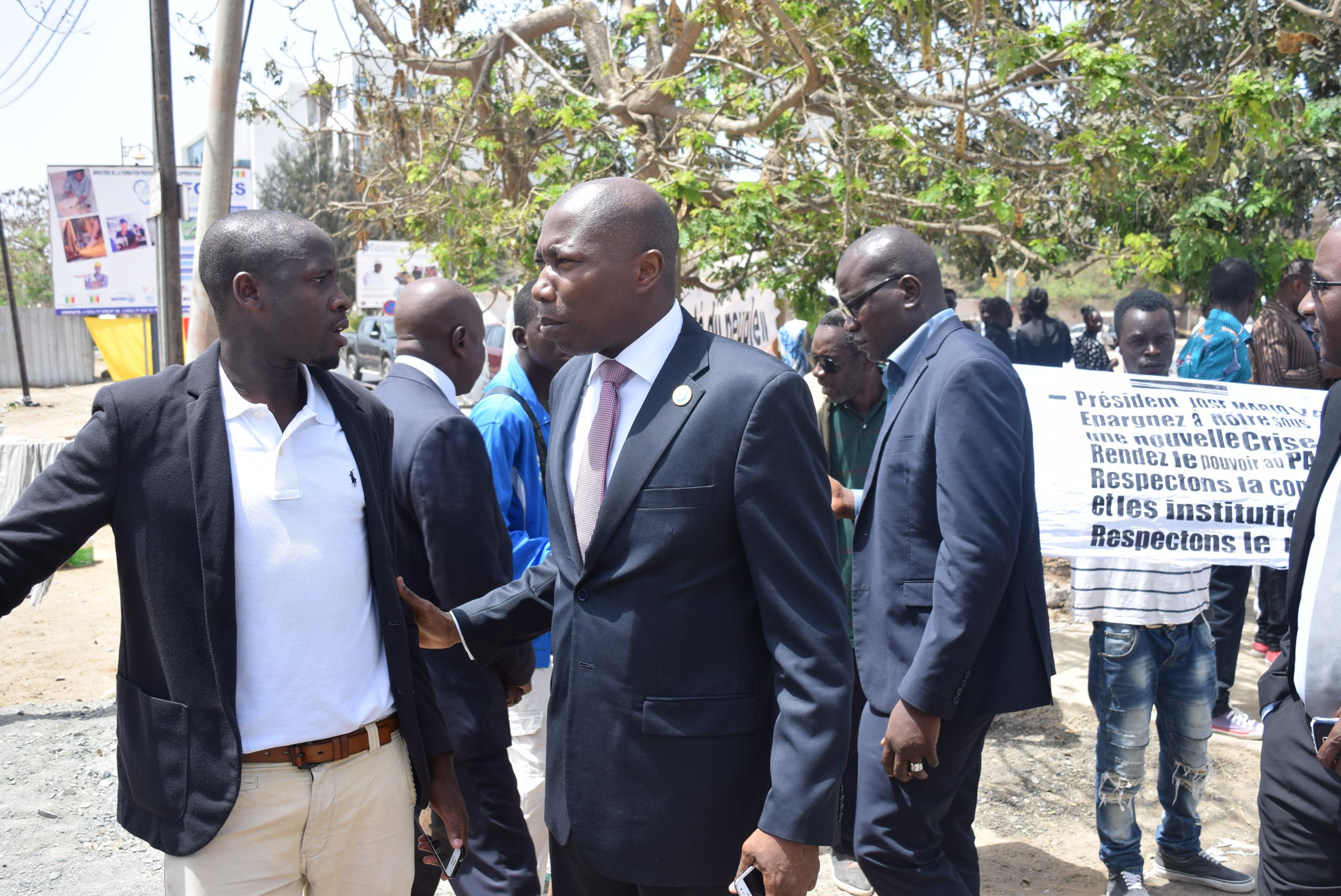 Le Premier ministre démis de la Guinée Bissau, Domingos Simoes Pereira sur la crise politique de son pays : «Arrêtons de trouver une excuse extérieure à nos problèmes intérieurs »