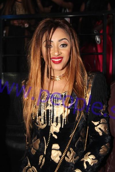 Sokhna Aidara Seck, la très belle de Wally Ballago Seck à Bercy