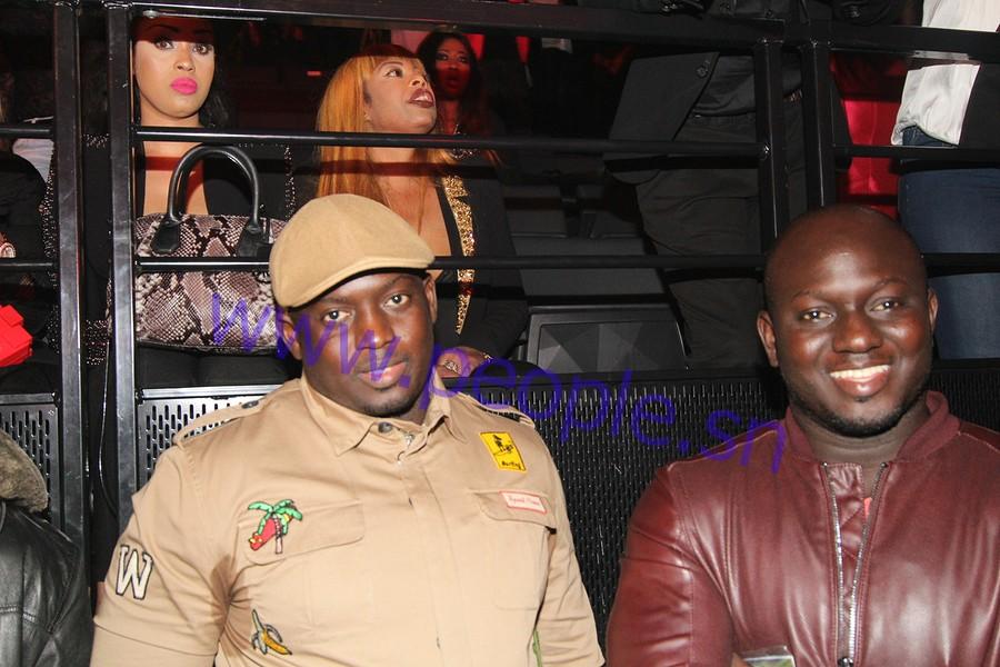 BERCY 2016 : Baye Ndiaye en compagnie de son frère Aziz Ndiaye