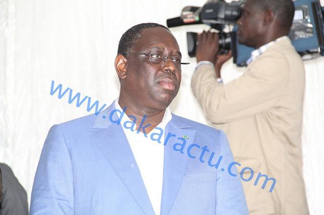 Message de félicitations de Son Excellence Monsieur Macky SALL, Président de la République, à l'équipe Nationale de Football