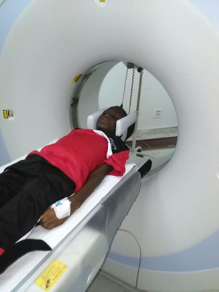 """Dakaractu soutient la campagne """"Sauvons Ousseynou du cancer"""""""