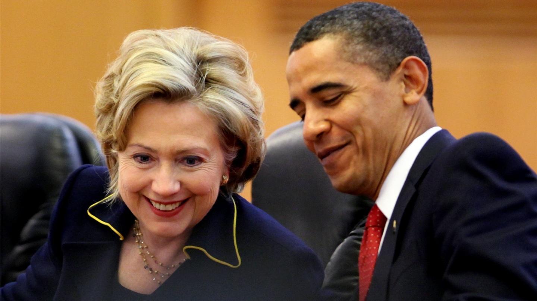 Primaires démocrates : Barack Obama annonce officiellement qu'il soutient Hillary Clinton