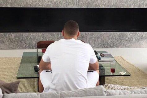 Privé d'équipe de France, voici ce que fait Karim Benzema pendant l'Euro
