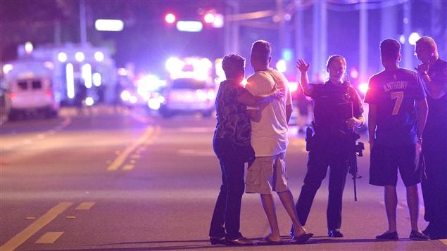 Nouveau bilan de la fusillade de Floride : 50 morts, 53 blessés