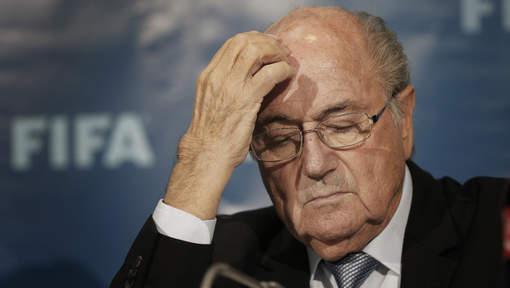 """Blatter lâche une bombe : """"J'ai déjà vu un tirage au sort truqué"""""""