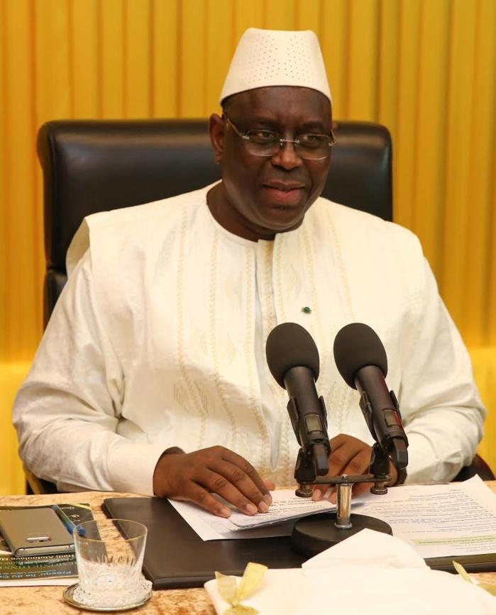 Lettre ouverte à Mr le Président de la République Macky SALL