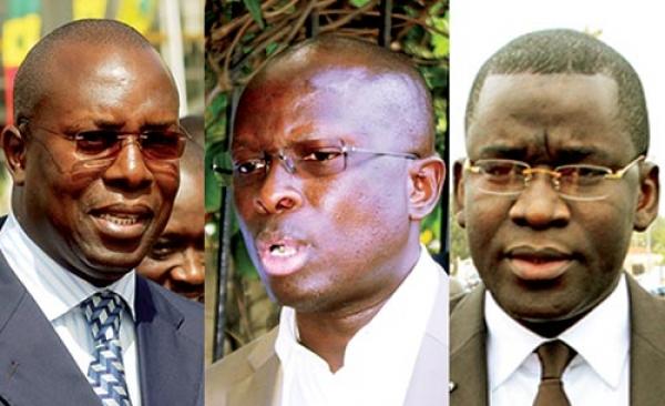Nouvelle coalition politique : N'déné, Fada et Aliou Sow se retrouvent