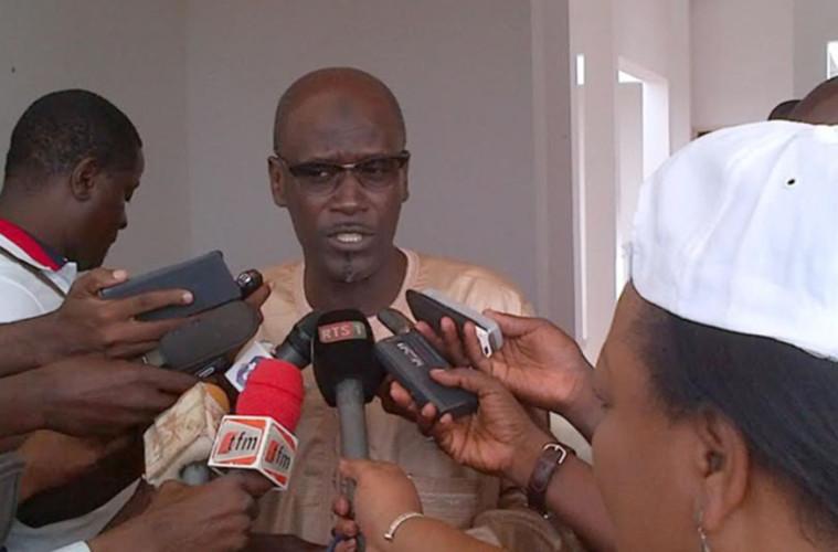 Seydou Guèye à l'enterrement de l'ancien ministre Sanghé Mballo : « Macky Sall a perdu un grand frère, un conseiller »