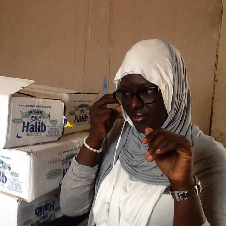 Ramadan 2016 / Social à la Medina : Cheikh Ahmed Tidiane Ba, Directeur général des Impôts et Domaine appuie l'association Proxim'Jeunes