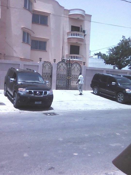 VISITE PRIVÉE : Le président Macky Sall à Tivaouane