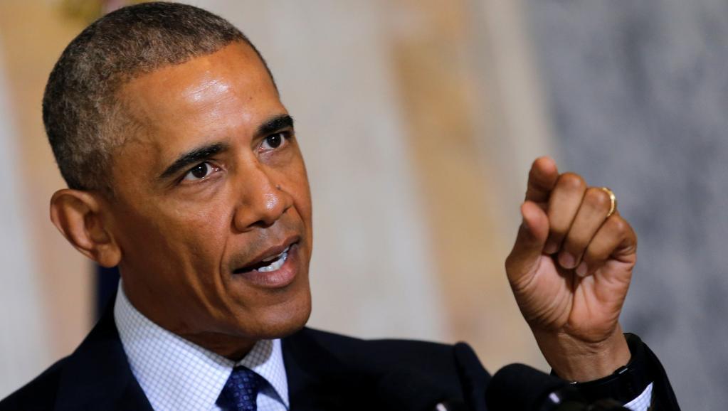 Tuerie d'Orlando: La colère d'Obama après les propos de Donald Trump