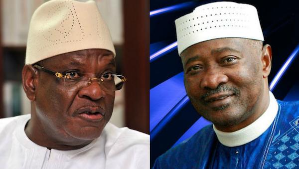 Mali : pourquoi Ibrahim Boubacar Keïta n'a pas rencontré Amadou Toumani Touré (Jeune Afrique)