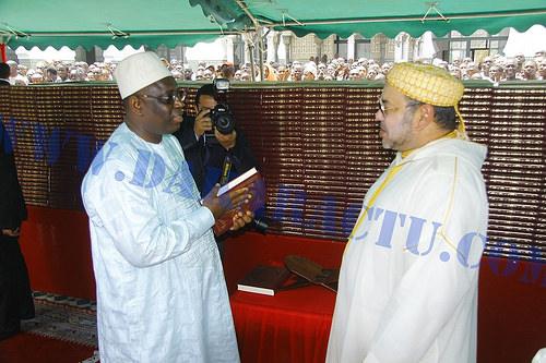 Coopération entre marocains et sénégalais : Le président Macky envoie un message de félicitations à Mohamed VI